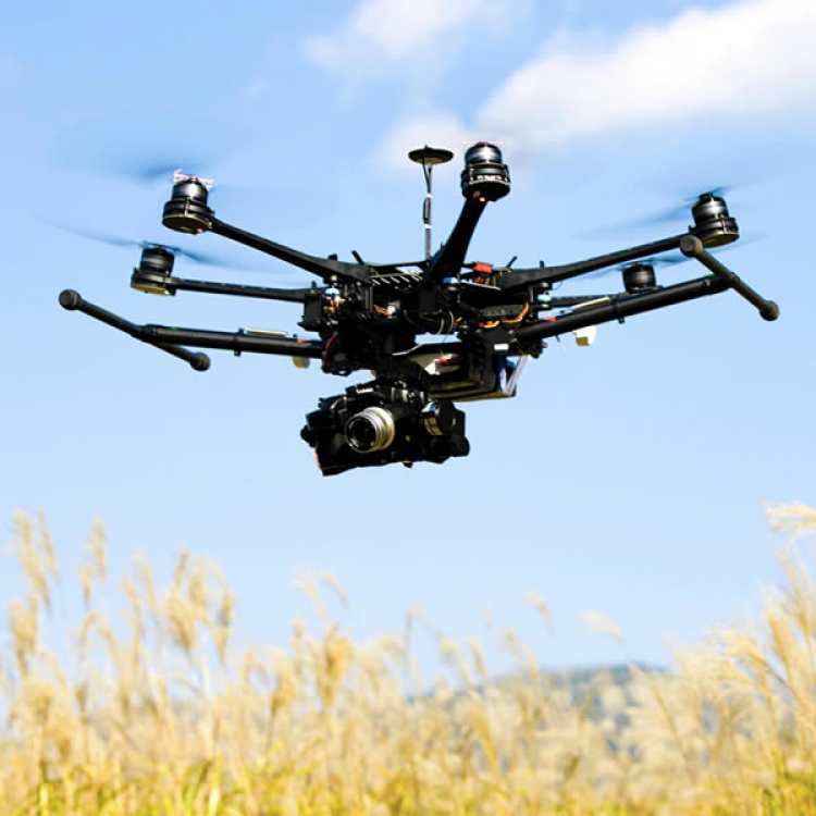 DJI-Spreading-Wings-S800-EVO